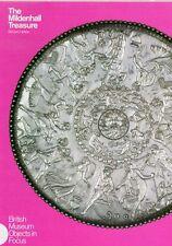 Roman Province Britain Mildenhall Treasure Baccus Theme Silver Tableware 300AD