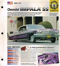 Lowrider / Lead Sled Hot Rod CARS BROCHURE Collection: Impala SS,Mercury,Monte,