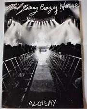 Neil Young & Crazy Horse Tour Programm / Tourbook, Alchemy Tour 2013, New, Rare!