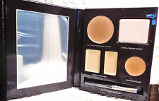 LAURA MERCIER FLAWLESS FACE BOOK PORTABLE COMPLEXION PALETTE SAND NEW