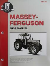 Tractor manualshandbooks ebay massey ferguson tractor shop manual book by i t 3 series tractors fandeluxe Gallery