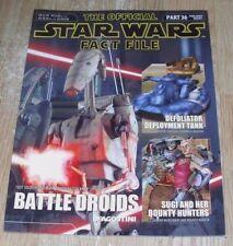 Star Wars Weekly Film & TV Magazines in English