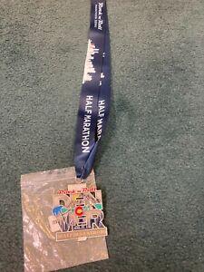 Rock N Roll Marathon Series Humana Half Marathon Denver 2020 Medal