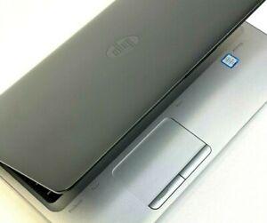 HP ProBook 650 G2 Laptop PC Computer HD Screen Webcam i5-6300u @2.4GHz 500GB 8GB