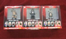 WWE A J STYLES THE ROCK UNDERTAKER FIGURINE 3 LOT Eaglemoss Statue NEW