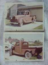 Vintage Photos 1936 Ford Pickup Truck 816