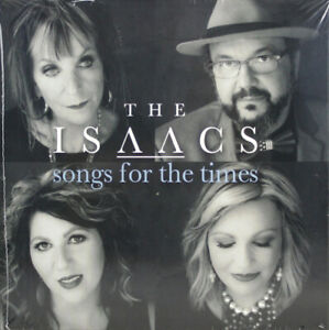 The Isaacs Songs For The Times NEW CD Christian Southern Gospel Music