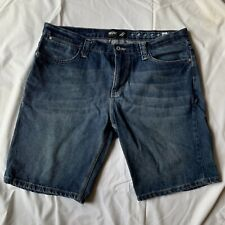 Mossimo Denim Shorts (size 38) Excellent Condition!