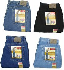 c1aa3fce Wrangler Mens Jeans Relaxed Fit Five Star Many Sizes Many Colors New With  Tags
