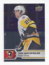 2017-18 Upper Deck AHL #79 Tom Kostopoulos silver