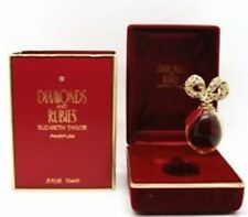 DIAMONDS AND RUBIES ELIZABETH TAYLOR 0.25 FL oz/ 7.5 ML Pure Perfume / Parfum