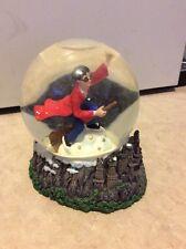 2000 Enesco Harry Potter Quidditch Water Ball/ Snow Globe #853100A