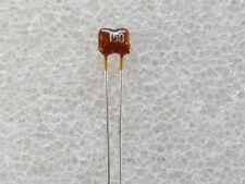 2 condensateurs Silver Mica 150pF 100V 5%