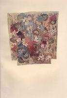 1901 Studio Aufdruck ~ Bestickt Panel Von Madam Anna Papadopulo