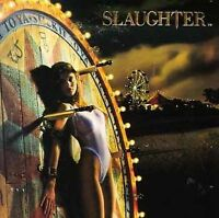 Stick It to Ya by Slaughter - 1990 CD - 15 SONGS - FREE SHIPPING
