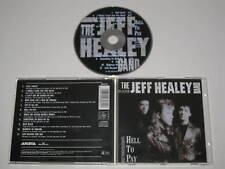 THE JEFF HEALEY BANDE/HELL TO PLAY (BMG 260815) CD ALBUM