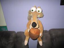 Madagascar's SCRAT large 16inch/40cm soft plush toy