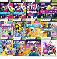 Xbox 360 - Just Dance Game Only - Bundle Up Or Buy 1 -  Same Day Dispatched -VGC