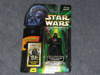 Star Wars Power of the Force Darth Vader Lightsaber Action Figure POTF on Card