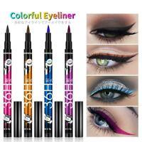 36H Colorful Waterproof Pen Liquid Eyeliner Eye Liner MakeUp 4kind Pencil H8N4