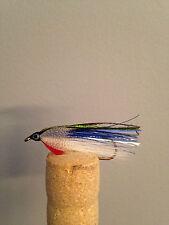 MAB Lures Flies Streamer Simple Custom Blue Shiner # 2 (Trout, Bass, Walleye)
