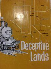 Deceptive Lands.A History of Terowie . SOUTH AUSTRALIA SA HISTORY