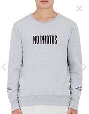 BARNEYS x Justin Bieber NO PHOTOS Sweatshirt - M - FOG fear of god off white