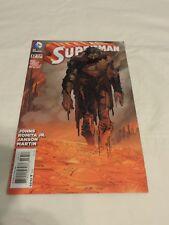 Superman Vol. 3 - #37 | John Romita Jr Cover | The New 52! | DC Comics - 2015