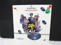 1986 Police Academy 3, LaserDisc, Warner Home Video, Extended Edition