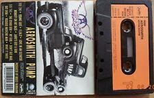 Aerosmith – Pump YUGOSLAVIAN CASS TAPE 1989 jugoton...FREE SHIPPING