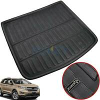 For Ford Endura Edge MK2 16-18 Rear Trunk Boot Liner Cargo Mat Floor Tray Pad