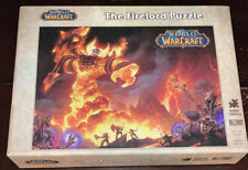 World of Warcraft The Firelord 1000 Piece Jigsaw Puzzle Blizzard Entertainment