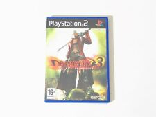 PS2 GIOCO DEVIL MAY CRY 3 - CAPCOM   - GAMES PLAYSTATION 2