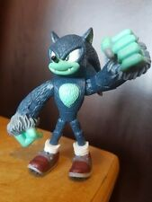 SONIC Unleashed Werehog Sonic The Hedgehog 3 Inch Figure Jazwares Rare