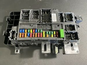 2015 FORD MUSTANG MULTIFUNCTION SMART JUNCTION BCM BODY CONTROL FR3T-15604-BJ