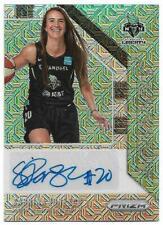 2020 Panini Prizm WNBA Signatures Prizms Mojo #45 Sabrina Ionescu RC Auto 18/25!