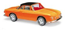 Busch 45807 - 1/87 / H0 Karmann Ghia 1600 Coupé - Orange - Neu
