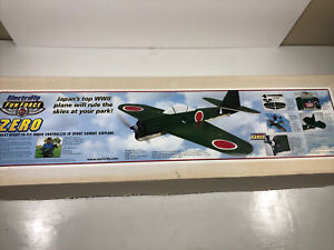 "Great Planes ElectriFly ZERO EP SPORT COMBAT AIRPLANE 34.5"" Wingspan NIB PERFECT"