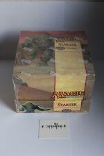MTG Starter 1999 - 2 Player Starter Set - Display - Factory Sealed! - Booster