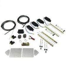 Universal Bolt On Shave Door Kit with 8 Channel Remotes AutoLoc SVBCR8 custom