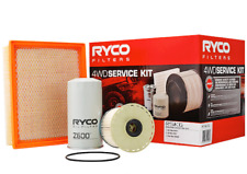 RSK6 Ryco 4wd Service Kit suit Holden Colorado/Rodeo and Isuzu D-MAX (4JJ1)