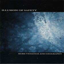 "ILLUSION OF SAFETY ""More Violence And Geography"" (CD) (Ltd. Ed.) (Dan Burke)"