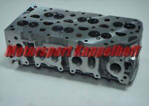 Zylinderkopf Ford VW 2.8 VR6 V6 AAA mit Größeren SuperTech Black Nitrit Ventilen