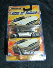 2008 Matchbox Best Of British ' 06 Jaguar Xk 03 Vhtf !