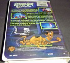 Scooby-Doo Meets the Boo Brothers (VHS, 2000, Warner Family Entertainment Clam S