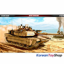Academy 13298 1/35 Plastic Model kit US Army M1A2 TUSK II 3 Modes Made in Korea