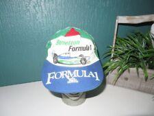 Formel 1 Benetton Formula 1 Racing Team Cap Kappe