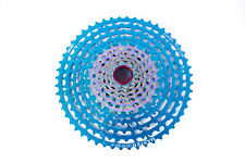 Kcnc Mountain Bicycle Bike Cassette 12 Speed 9-52T for Sram Eagle Xx1 X01 Blue