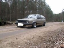 Banded steel wheels, 15inch, 4x100, Vw Golf Polo Lupo stance slammed
