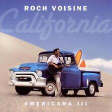 Roch voisine-Americana 3-CD NEUF